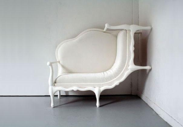 Sofá trepador