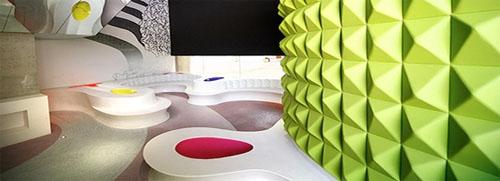 Tapicería barata de paredes de diseño en Madrid